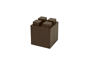 EverBlock+Half+Block+Brown