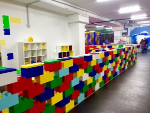 Colorful Wall Systems